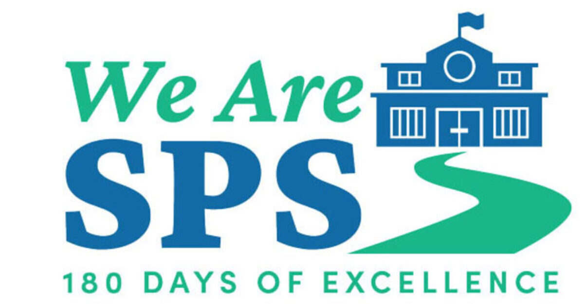 We Are SPS - 180 Days of Excellence - school building